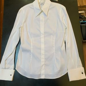 Armani Fitted Blouse Size 12